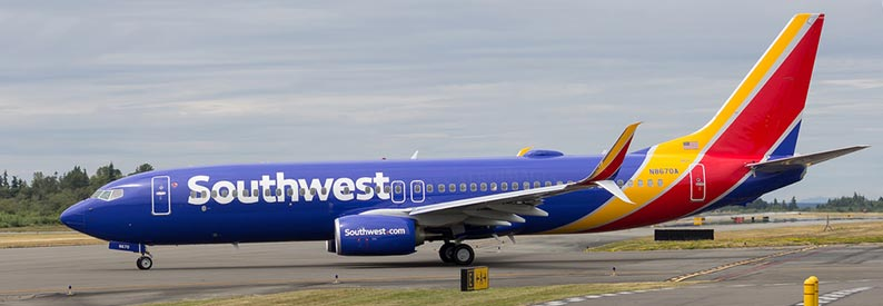 Resultado de imagen para southwest airlines Boeing 737 MAX 8